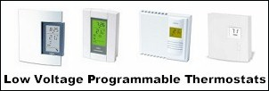 Honeywell Aube Programmable Thermostats