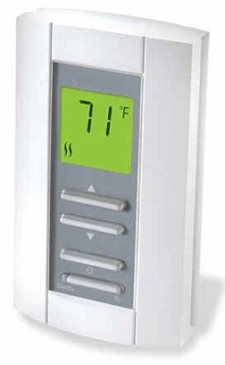 TH114-AF-120S Honeywell Aube Line Voltage Non Programmable Floor Sensing Thermostat - 120 VAC