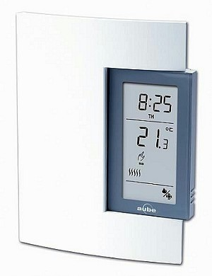 TH141HC-28-B Honeywell Aube Low Voltage Programmable Thermostat For Heating and Cooling Applications