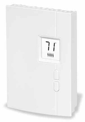 TH401 Honeywell Aube Line Voltage Non Programmable Wall Thermostat