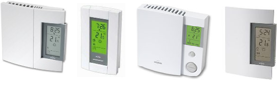Line Voltage Programmable Thermostats