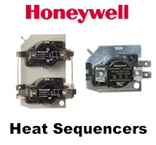 Honeywell Heat Sequencer