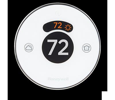 Honeywell Lyric Round Wi-Fi Thermostat, Model TH8732WFH5002/U