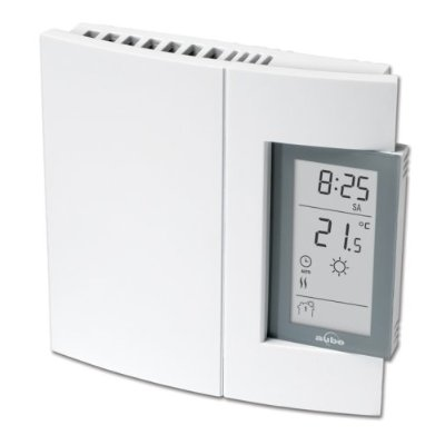 Th106 Honeywell Aube Line Voltage Programmable Thermostat