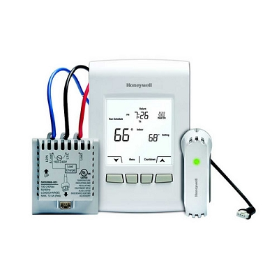 honeywell ytl9160ar1000 wireless line voltage thermostat kit. Black Bedroom Furniture Sets. Home Design Ideas
