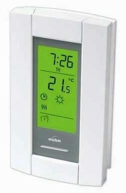 TH115-AF-240D Honeywell Aube Line Voltage Floor Sensing Thermostat